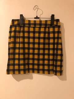 Glassons 'clueless' style mini skirt