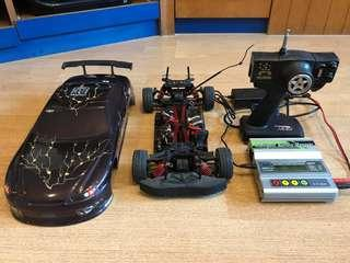 Rc drift - RC Car (aluminium and metal)