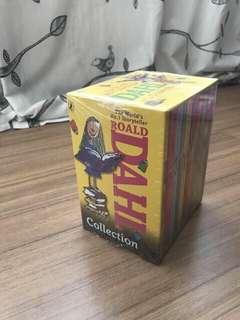 Roald Dahl 15 books box set