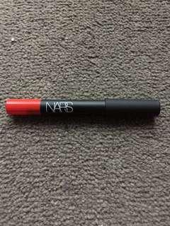 Nars Velvet Matte Lip Pencil # Red Square