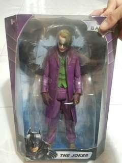 "Joker 12"" figure DC Mattel"