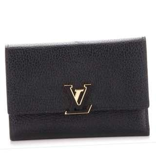 真品LV capucines Wallet 8月購自法國有單有盒香港售價$6800