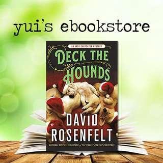 ROSENFELT - DECK THE HOUNDS - ANDY CARTER #18