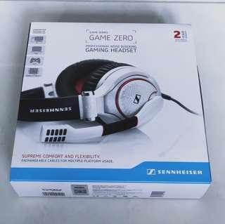 Brand New Sennheiser Game Zero White