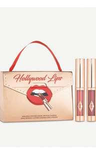 Charlotte Tilbury Hollywood Lips Mini Liquid Lipstick Charms