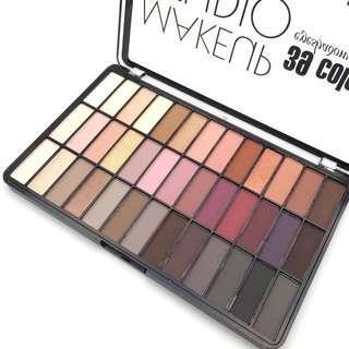 Dodo Girl 36 Color Eyeshadow