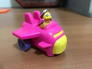 🚚 麥當勞絕版大鳥姊姊組合車