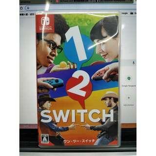 Switch 1/2 Switch