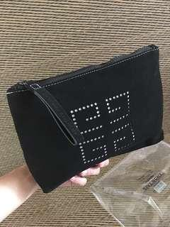 Ready stock: Complimentary Givenchy Parfums clutch/ pouch