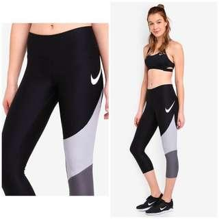 🚚 RTP$75 NWT Size L Women's Nike Power Crop Tights Leggings