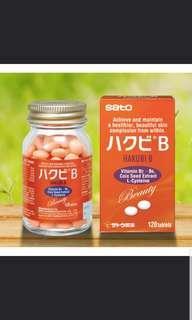 Brand New Hakubi B