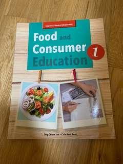 Food And Consumer Education Textbook