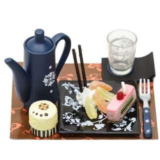 Megahouse Japan Miniatures Cafe De Cakes #2  (not Re-ment)