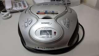 手提CD MP3音響