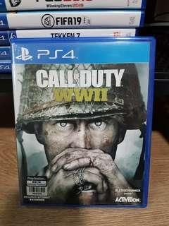 PS4 - Call of Duty WW II