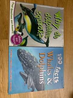 Whales and Dolphins books