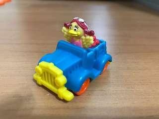 🚚 麥當勞絕版大鳥姊姊小車