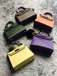 Plain Grace Handbags/Slingbags (Small Size RM300) (Big Size RM370)