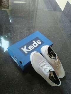 Keds white
