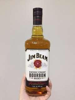Jim Beam 1 liter