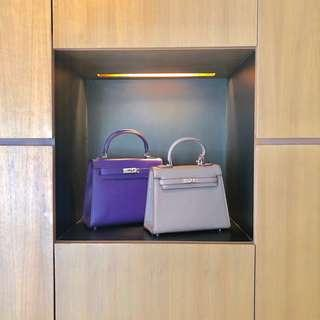 Plain Grace Handbags Small Size RM300 & Big Size RM370