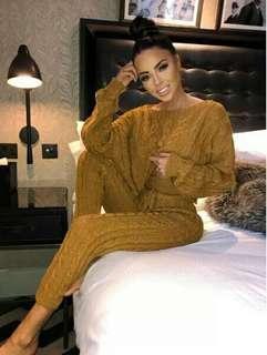 Erica Knit Set Wear