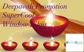 Deepavali HDB Bundle Promotion SuperCool Window Films