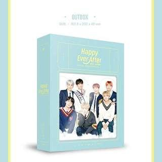 [DIRECT] BTS Japan Official Fanmeeting Vol 4 [Happy Ever After] [DVD Limited Release]