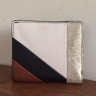 Fossil Emma Mini Leather Wallet