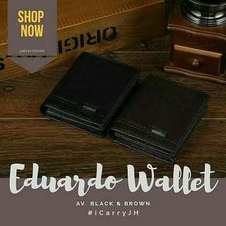 SALE 20% Jims Honey Eduardo Wallet (1-10 November 2018)