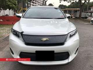 Toyota Harrier 2.0 Premium Manual