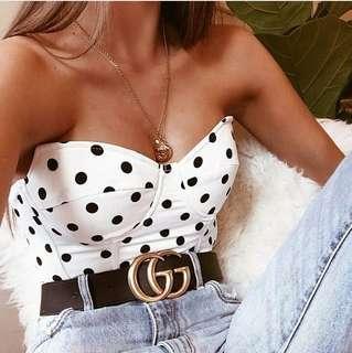 Gucci Inspired Belt
