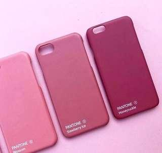 Color Palette Phone Cases