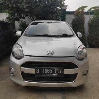 Daihatsu ayla 2017 X M/T Termurah Se Indonesia not M 2018/2016