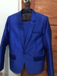 Grooms Suit Coat ,Pants ,Vest Complete Set