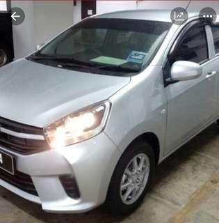 Axia auto for rent! KL AREA!
