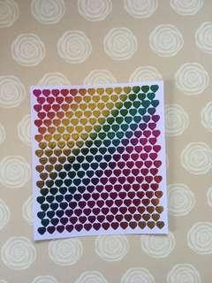 craft smith sticker sheet