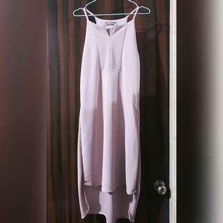 Guillen Old Rose Dress