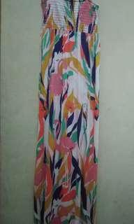 Flowery H&M dress