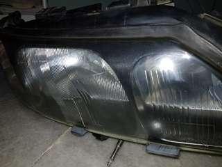 Volvo S60 Headlights