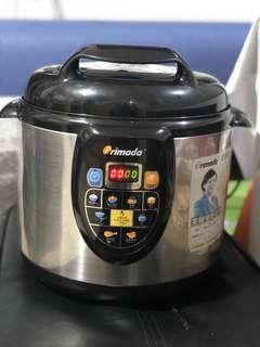 Primada 寶康達全新PC-6500 快速智能煲 多種烹調模式 (6公升)
