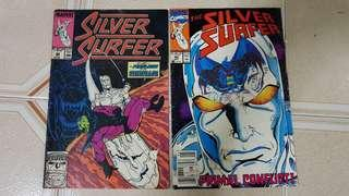 Marvel Comics - Silver Surfer