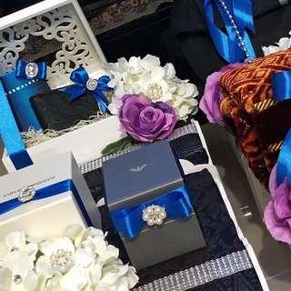 Wedding tray / Hantaran tray