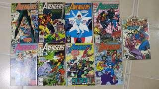 Marvel Comics - The Avengers Vol.1
