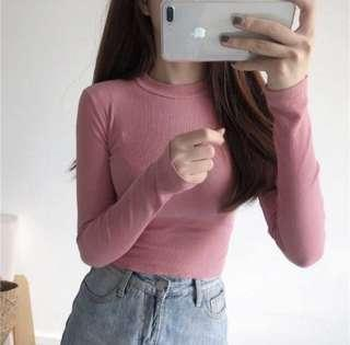 [HAVE TO GO!!] PINK SWEATER