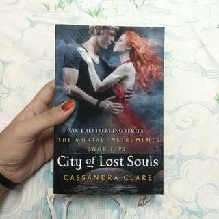 City of Lost Sould by Cassandra Clare