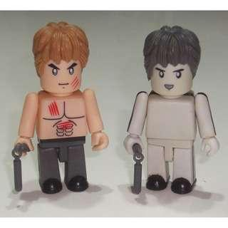 Bruce Lee Hong Kong Figures 90's Action Lego 李小龍 Enter The Dragon Game Of Death