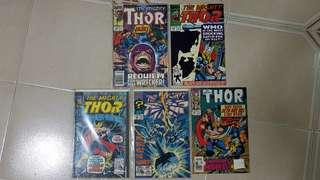 Marvel Comics  - The Mighty Thor