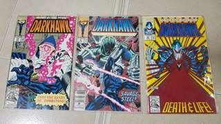 Marvel Comics - DARKHAWK