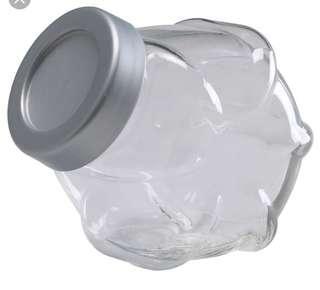 IKEA Forvar jar with lid